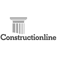 Hall & Kay Fire Engineering Construction Line Logo