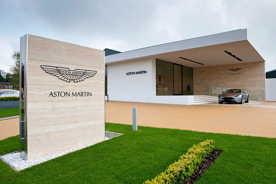 Hall & Kay Fire Engineering Aston Martin Projects