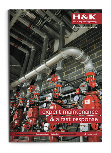 Maintenance brochure